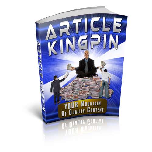 Article Kingpin eBook